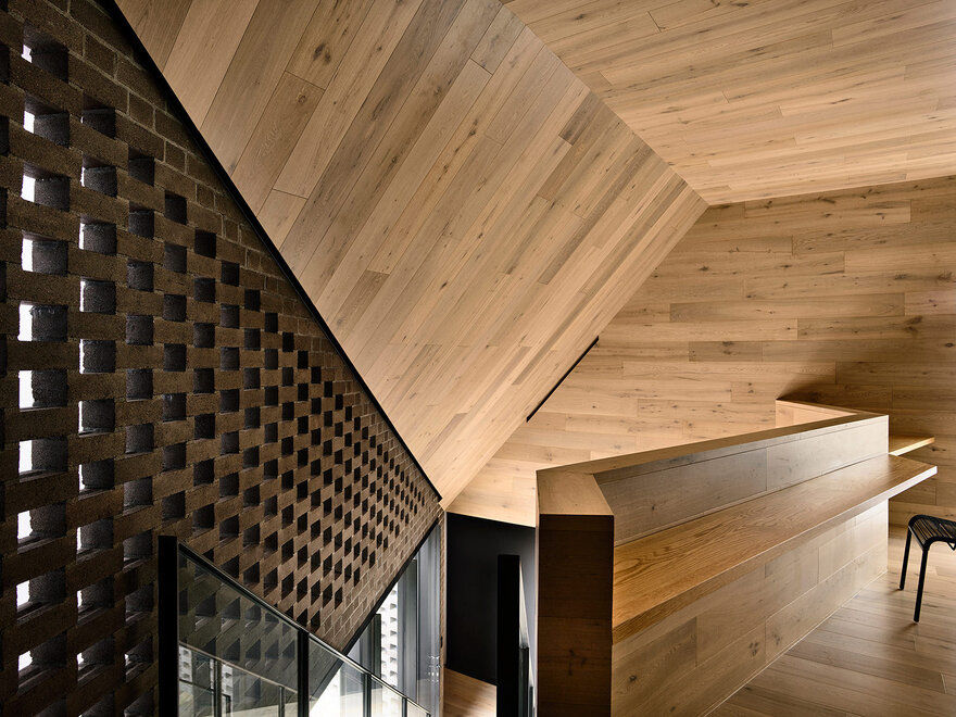 York Street House / Jackson Clements Burrows Architects
