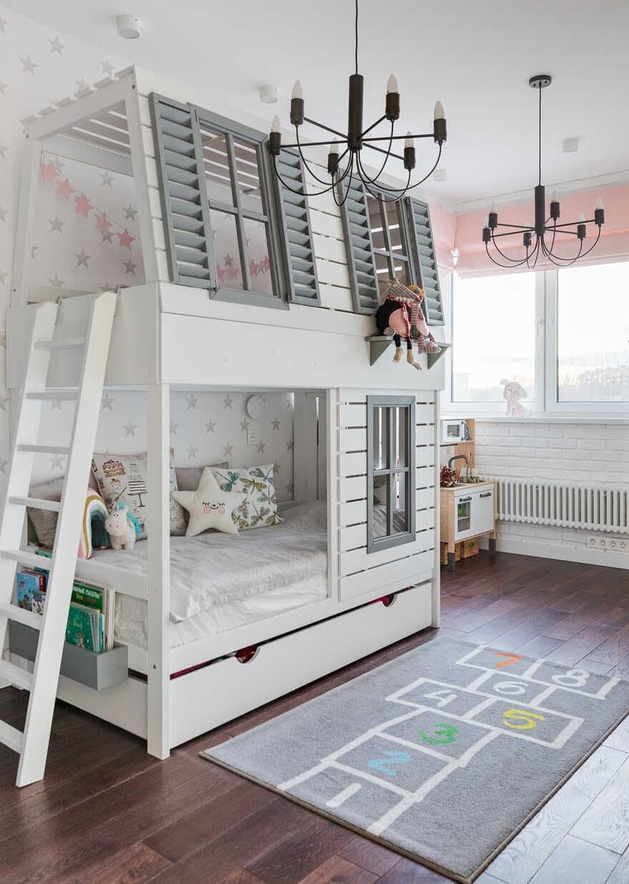 kids room / Designers Pavel and Svetlana Alekseeva