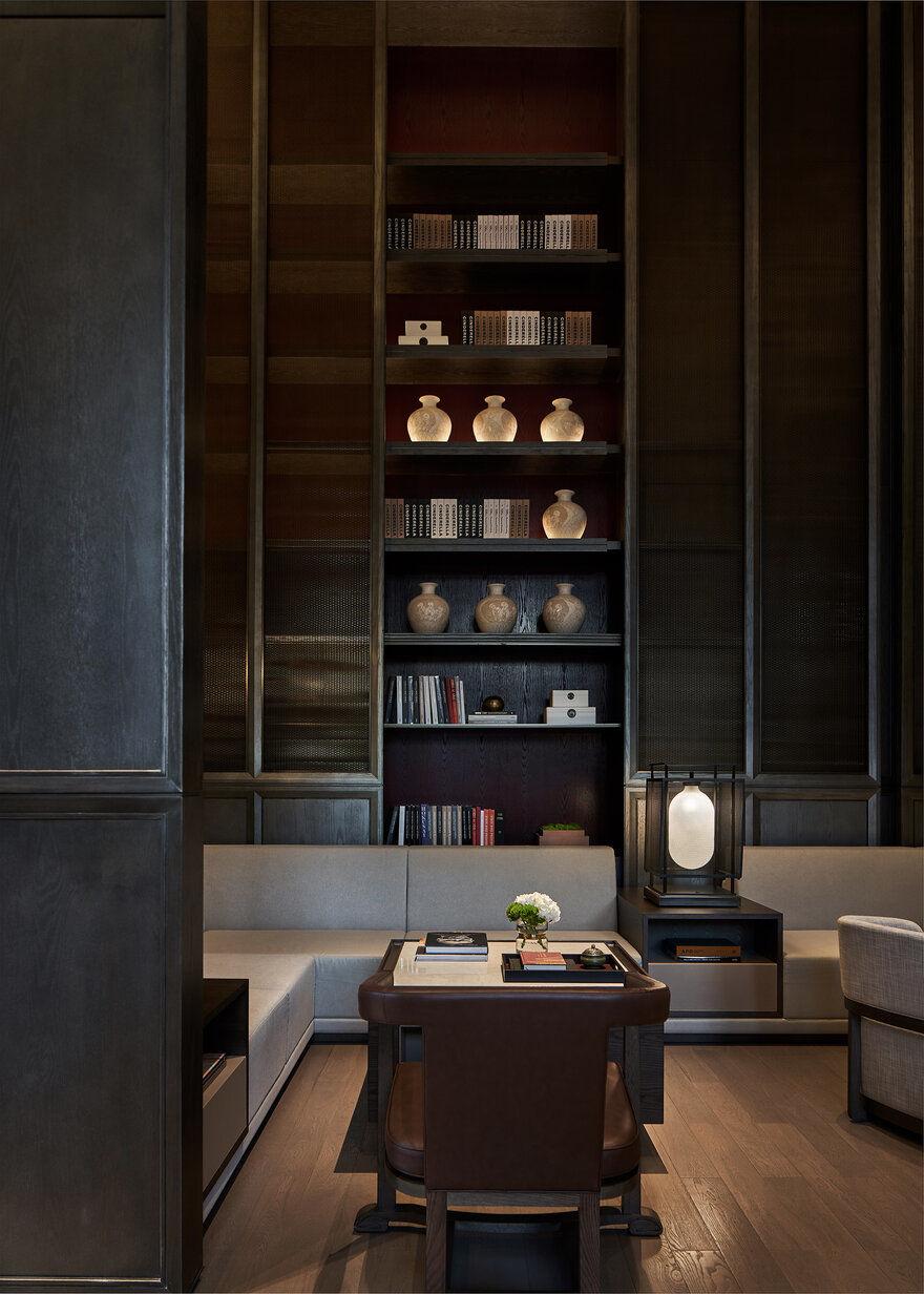 Lobby bar / CCD - Cheng Chung Design