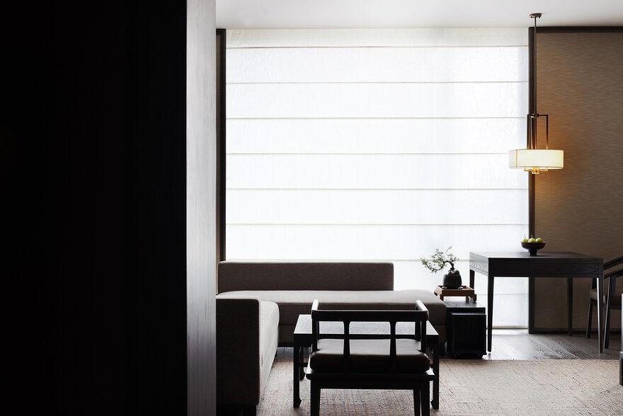 HUALUXE Xi'an Hi-Tech Zone / CCD - Cheng Chung Design