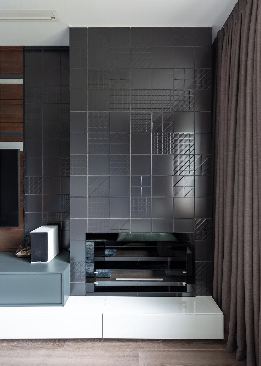 Apartment LCD Park Rublevo / Designers Pavel and Svetlana Alekseeva