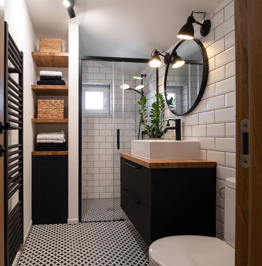 bathroom, Ljubljana / Idealists Studio