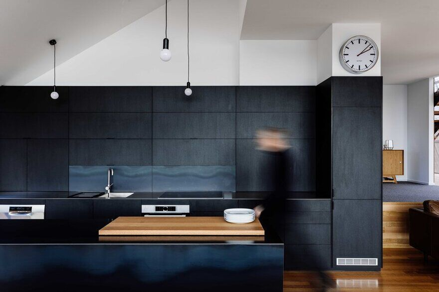 kitchen, Dock4 Architects