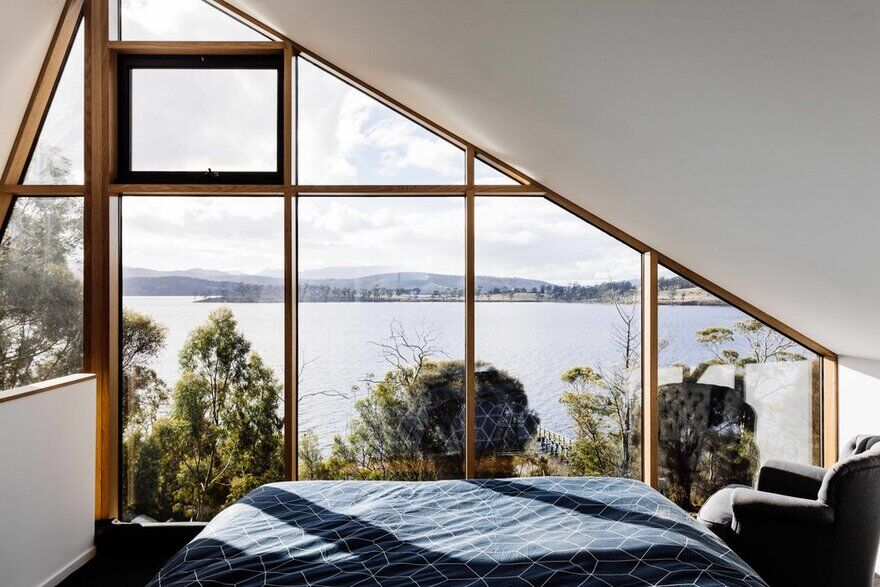 bedroom, Dock4 Architects
