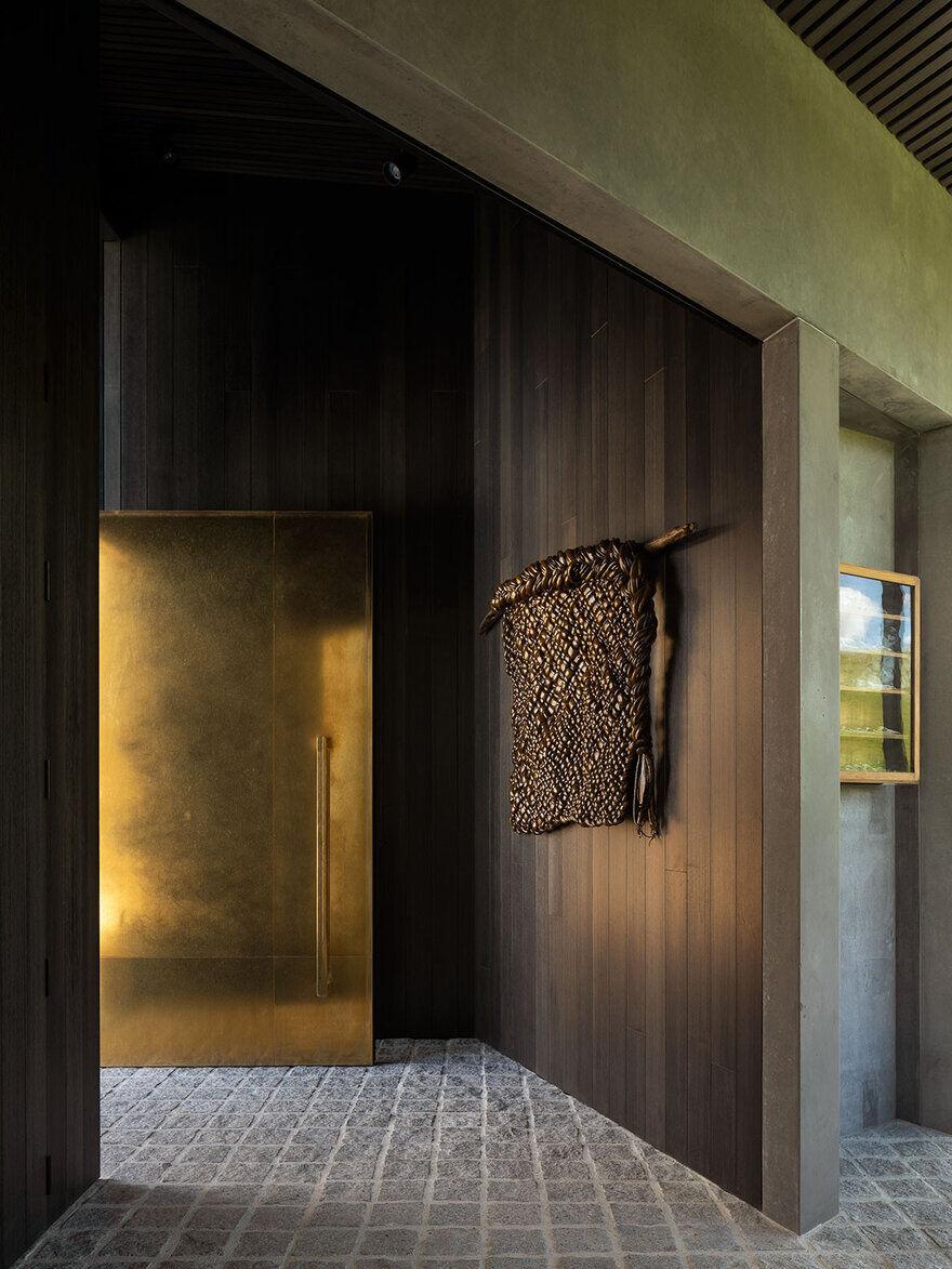 entrance hall, RTA Studio
