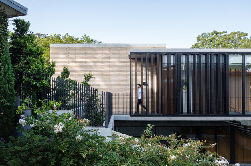 Balmoral House in Mosman, Sydney / CHROFI