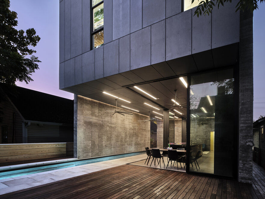 Bienville House / Nathan Fell Architecture
