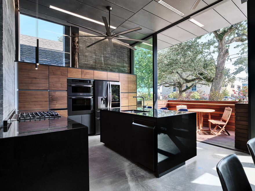kitchen / Nathan Fell Architecture