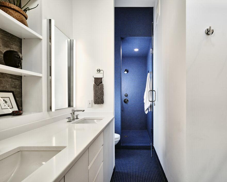 bathroom / Nathan Fell Architecture