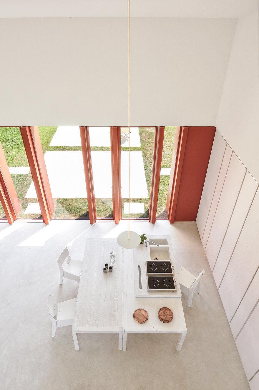 kitchen, Italy / Simone Subissati Architects