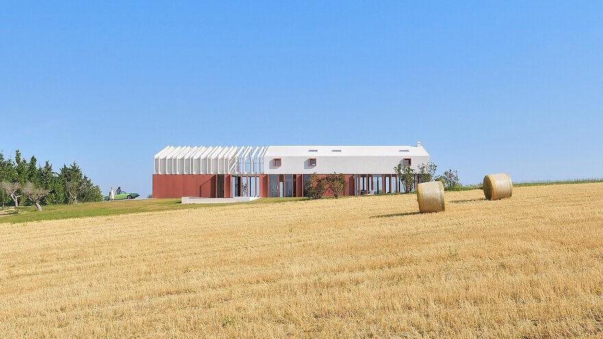 rural residence, Italy / Simone Subissati Architects