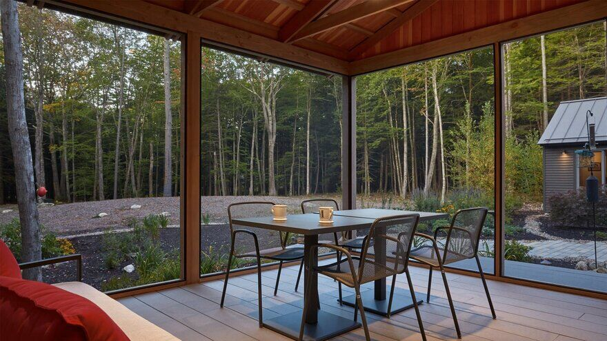 Bunganuc Woods House / Whitten Architects