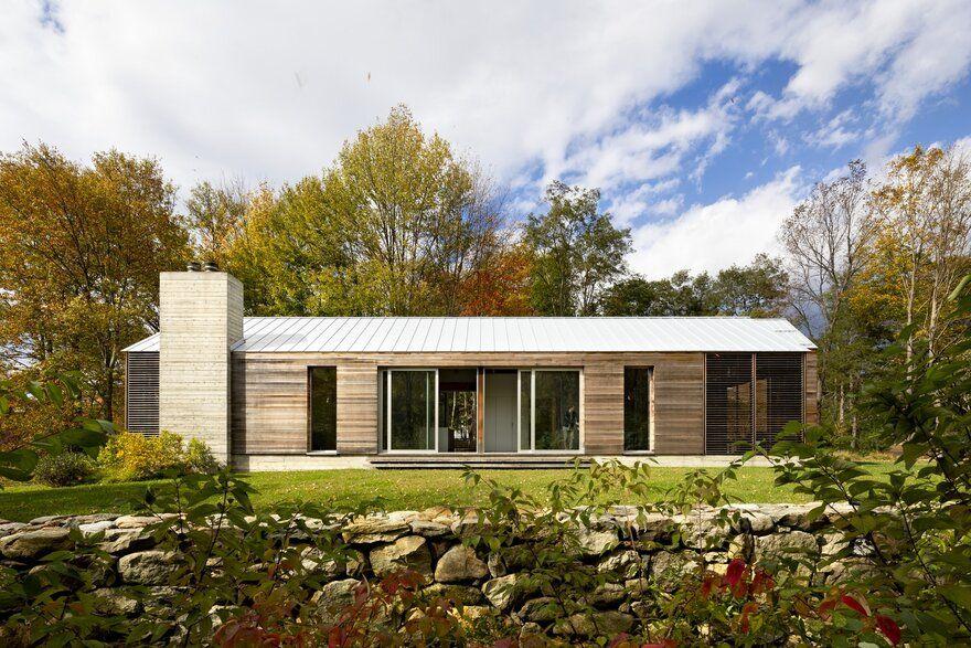 weekend retreat / Lake Flato Architects