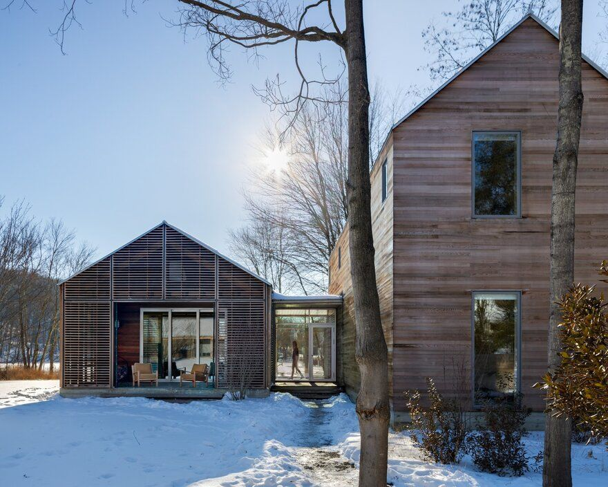 Clinton Corners Residence / Lake Flato Architects