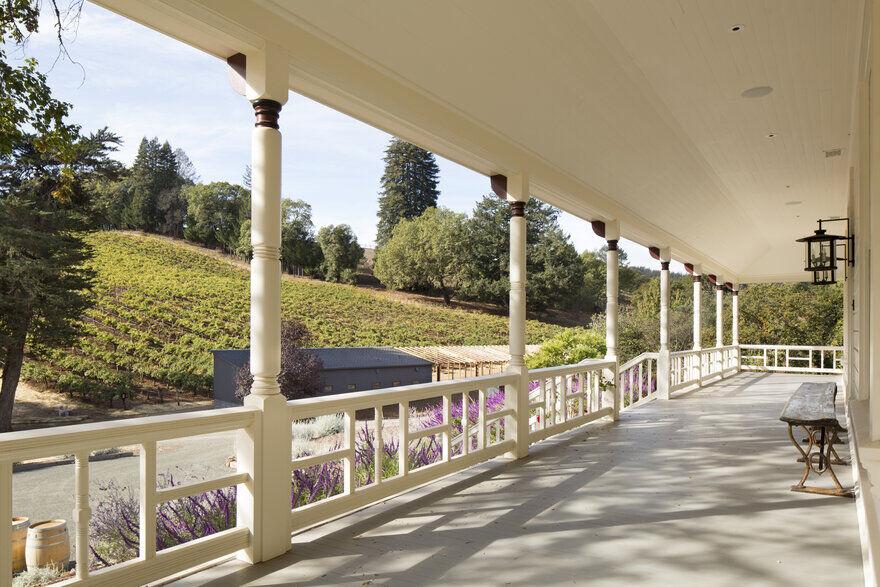 Cole House, Napa, California by Richard Beard Architects