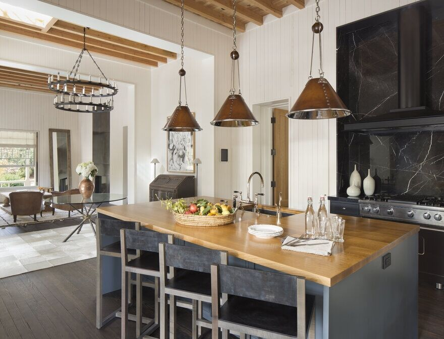 kitchen, Napa, California by Richard Beard Architects