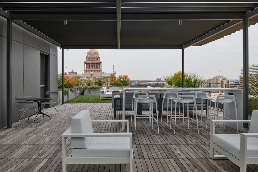 Cushing Terrell ATX Office, Texas