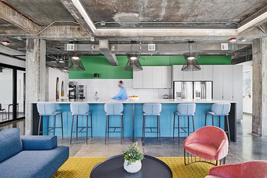 kitchen design, Texas