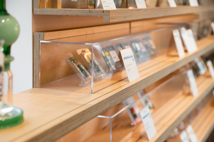 Dockside Cannabis - Ballard, an Elegant Recreational Cannabis Shop in Seattle