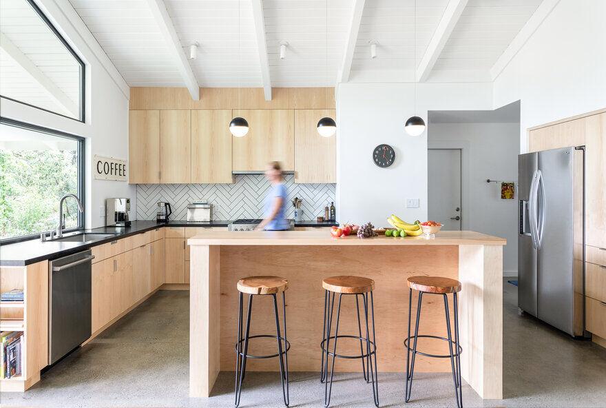 kitchen, Addition, Energy Retrofit, Atmosphere Design Build