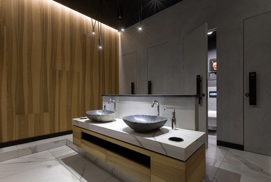 bathroom / Sergey Makhno Architects