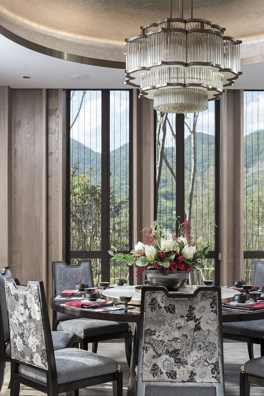 restaurant / Shanhejinyuan Art Design