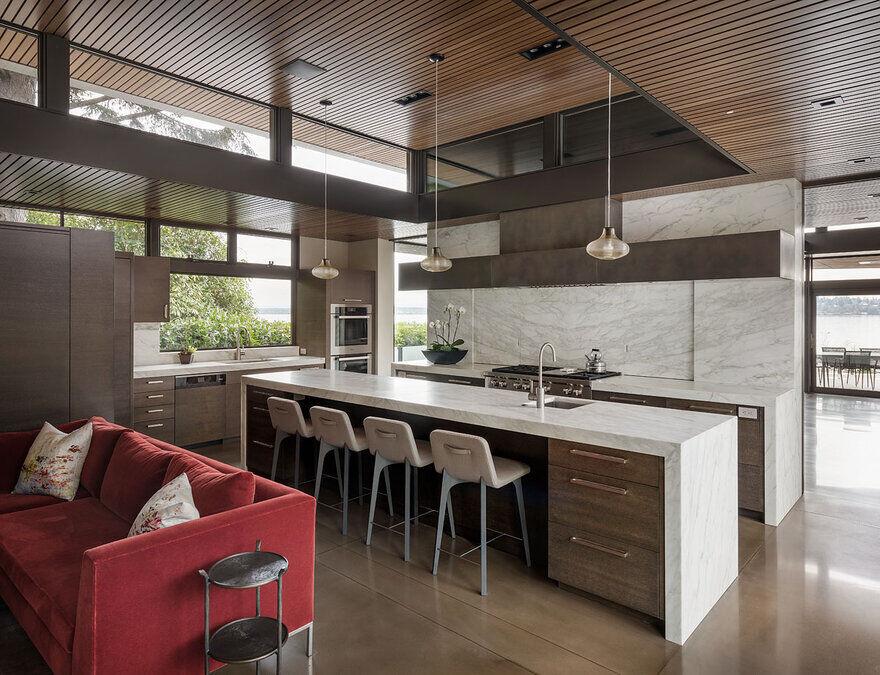 Hidden Cove Residence, Seattle / Stuart Silk Architects