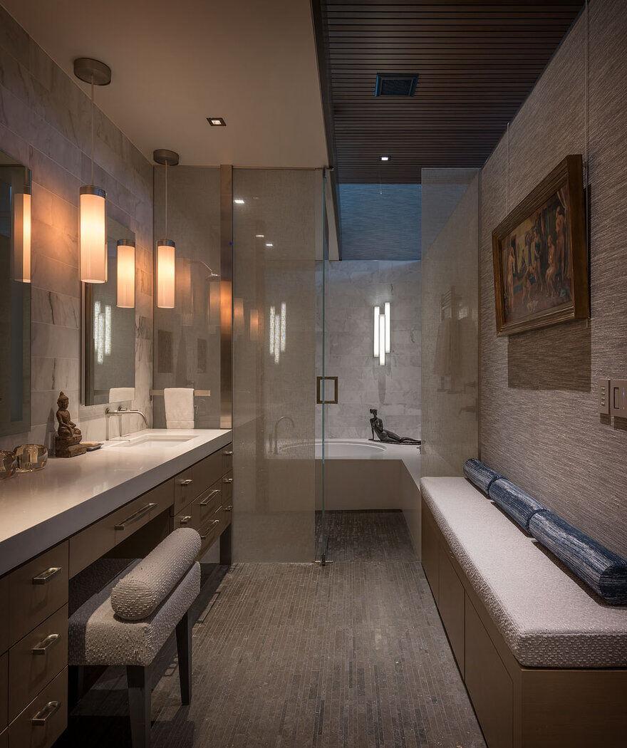 bathroom design, Seattle / Stuart Silk Architects