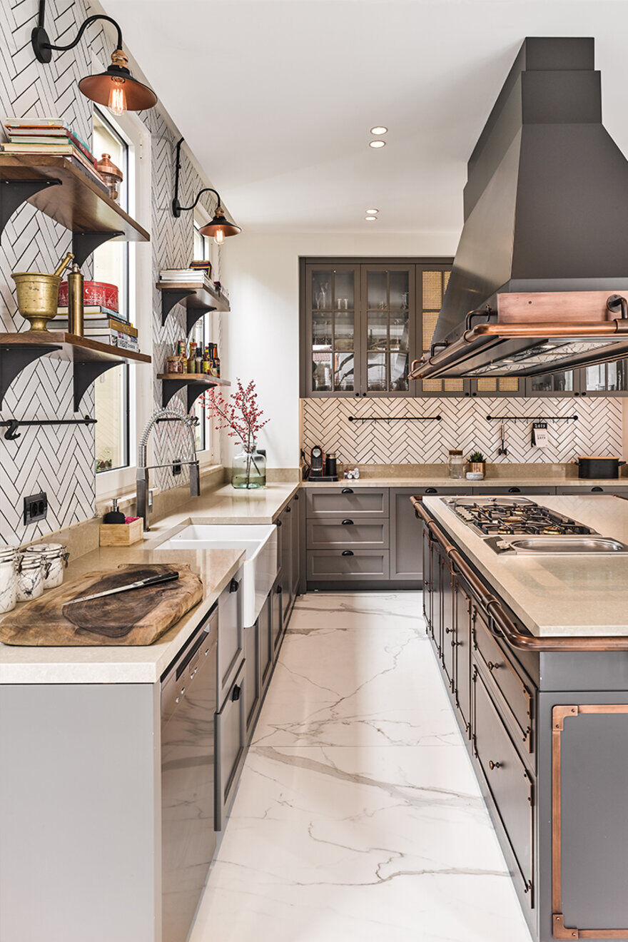 kitchen, Istanbul / Escapefromsofa