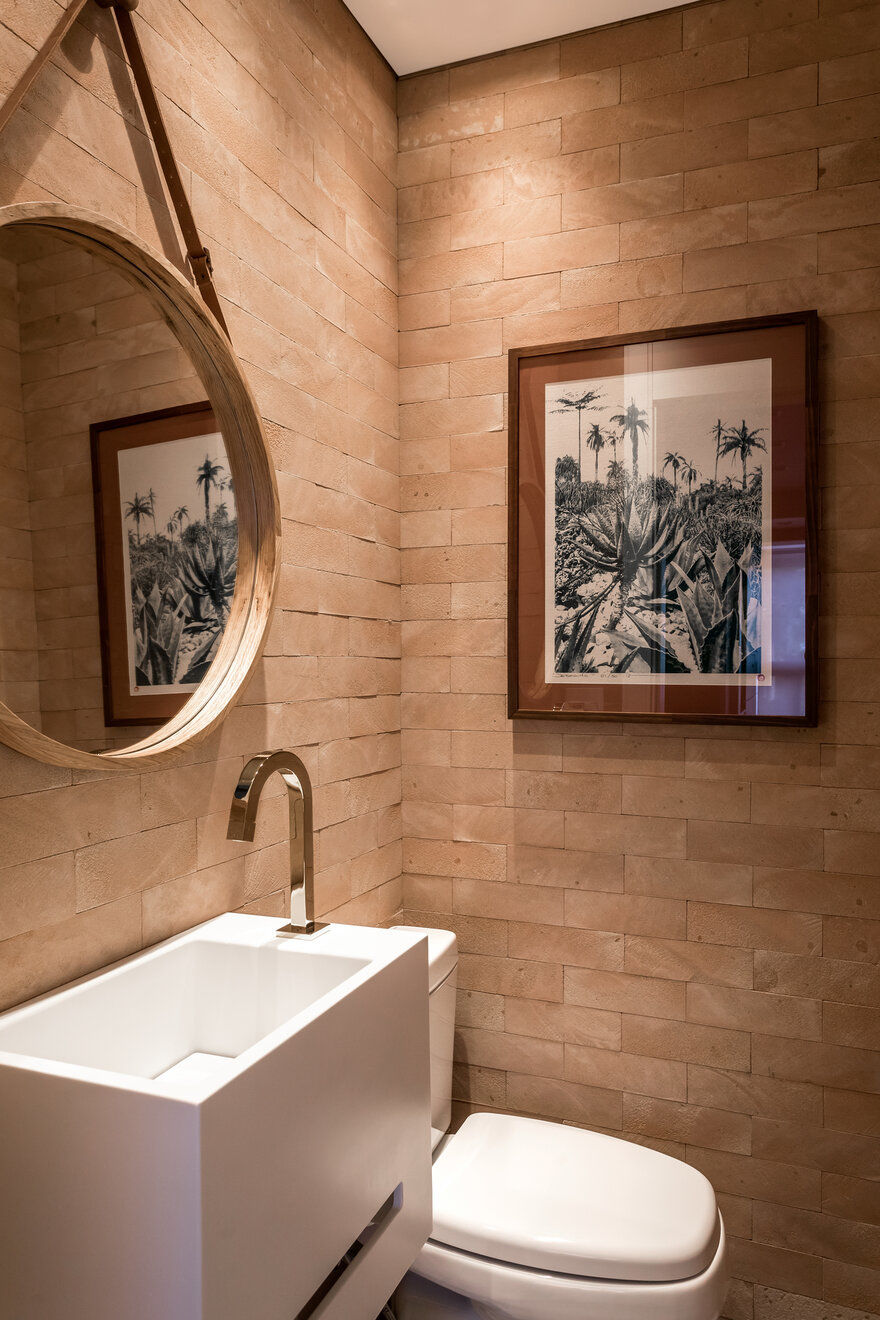 bathroom, Curitiba, Brazil / Giuliano Marchiorato Arquitetos