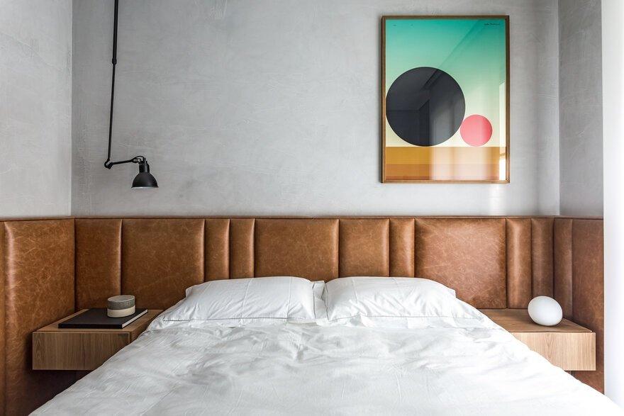 bedroom, Curitiba, Brazil / Giuliano Marchiorato Arquitetos