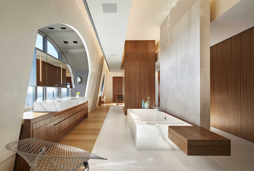 bathroom / Wheeler Kearns Architects