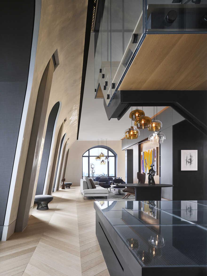 interior design / Wheeler Kearns Architects