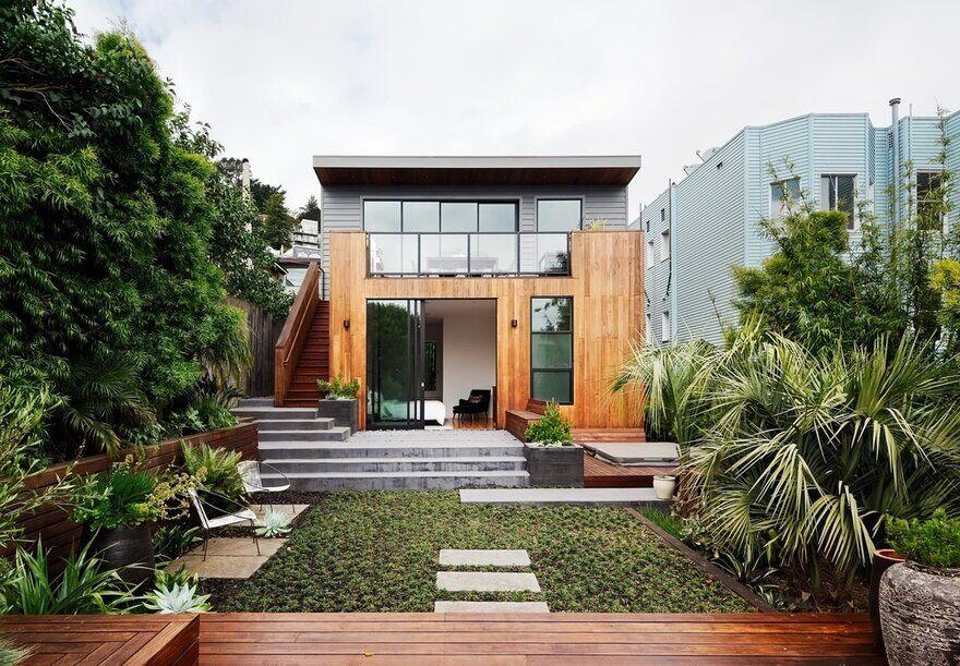 Noe Valley Residence - An Architect's Vision for California Living