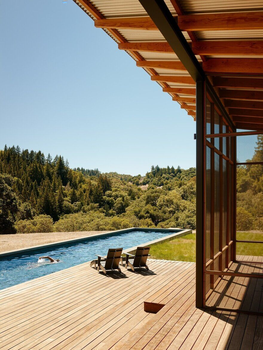Camp Baird - An Architect's Vision for California Living