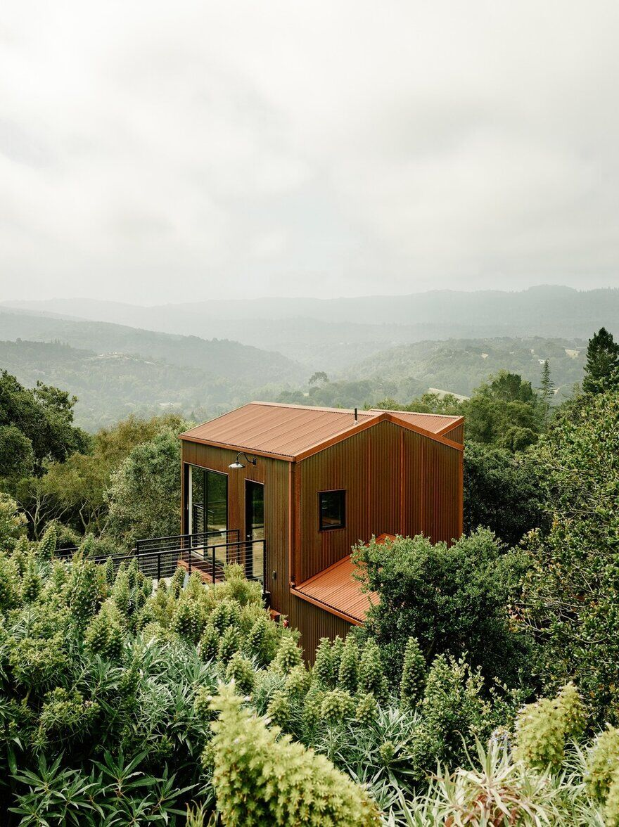 Portola Valley Residence - An Architect's Vision for California Living