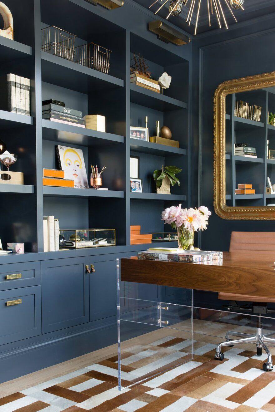 home office / Regan Baker Design