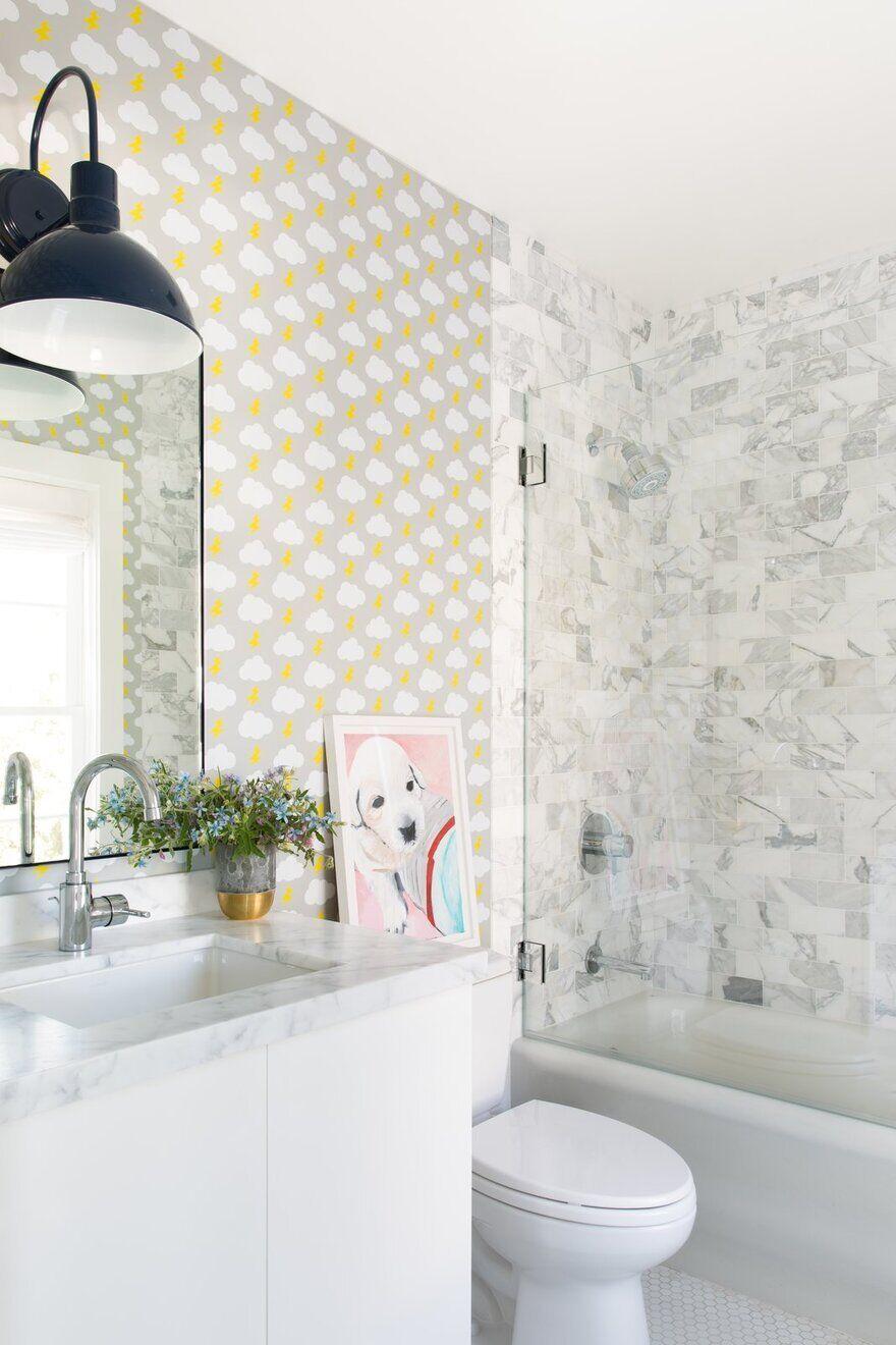 bathroom / Regan Baker Design