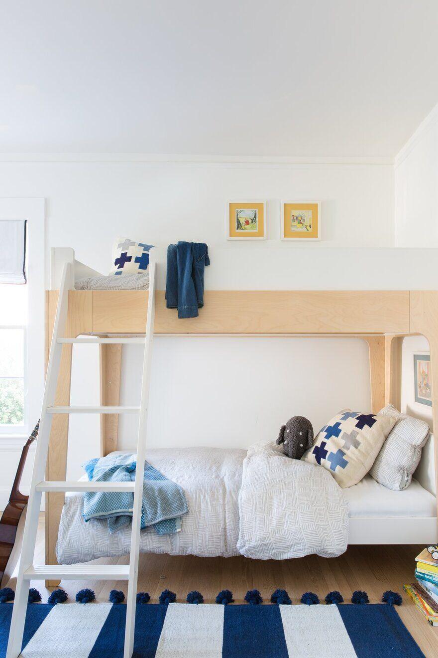 kids bedroom / Regan Baker Design