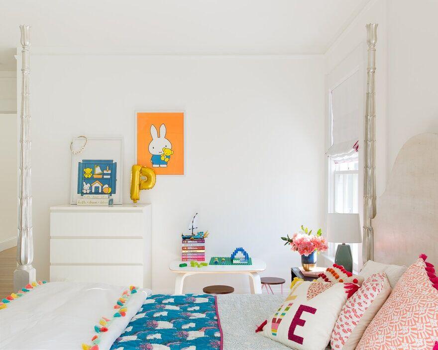 kids room / Regan Baker Design