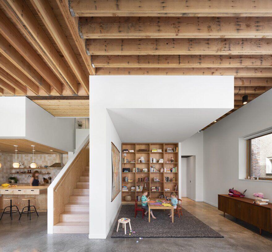 interior design, Measured Architecture