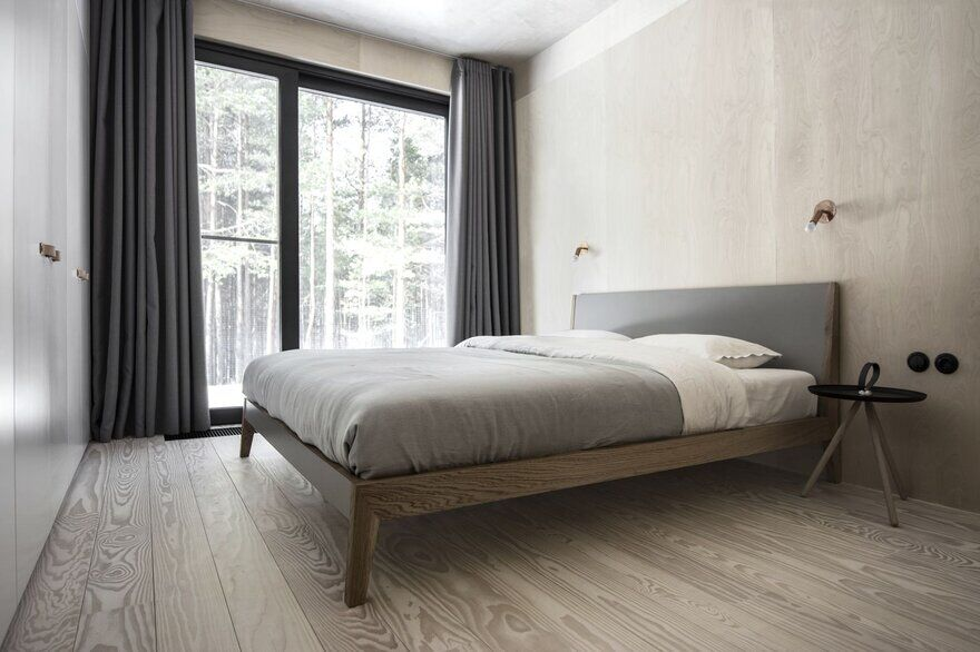 bedroom / INT2 Architecture