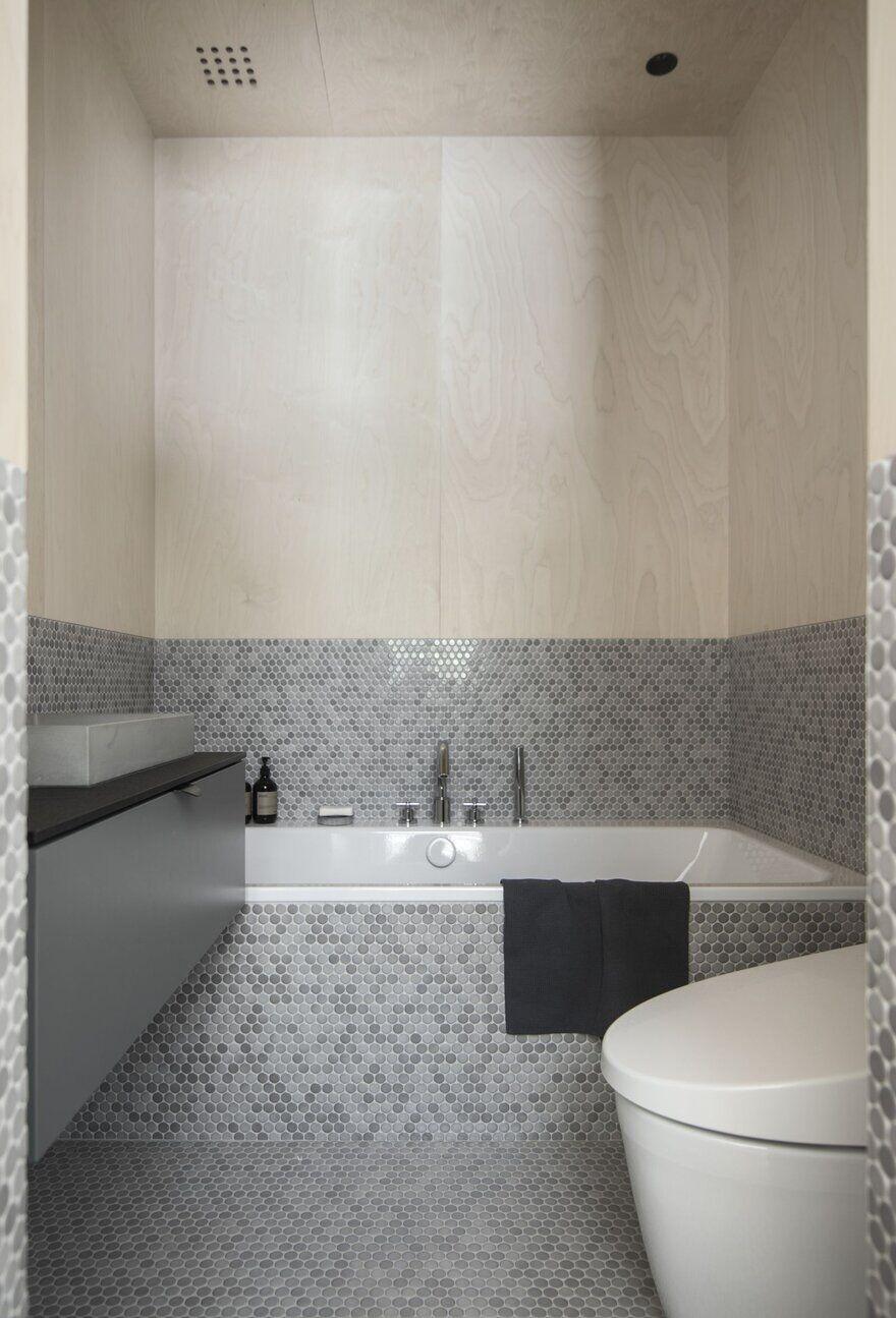 bathroom / INT2 Architecture