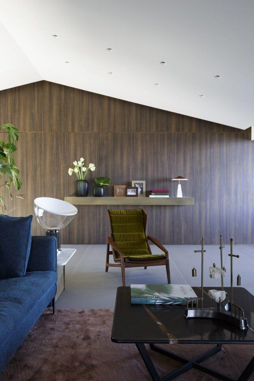 interior design by Mario Mazzer Architects