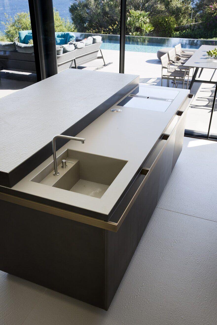 kitchen by Mario Mazzer Architects