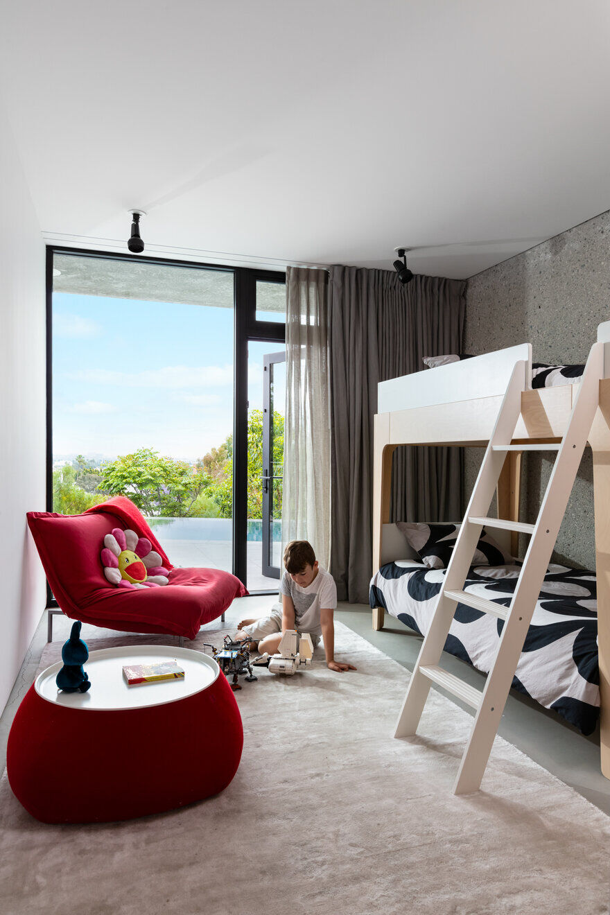 kids room / Clive Wilkinson Architects