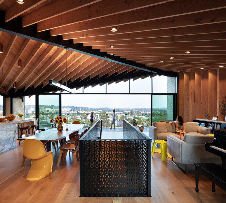 interior design / Clive Wilkinson Architects