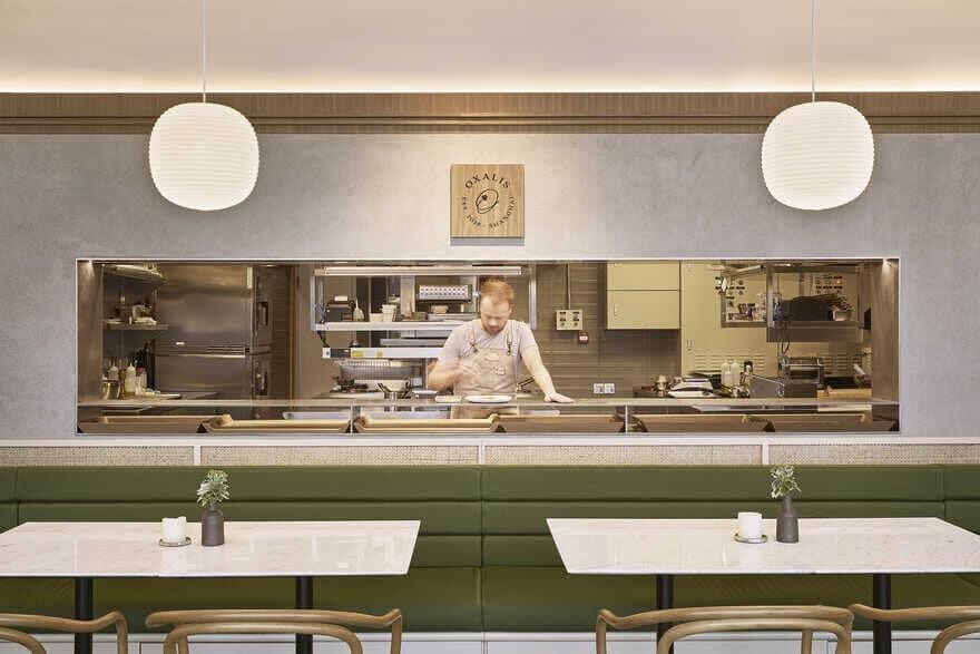 Oxalis Restaurant, Shanghai / Sò Studio