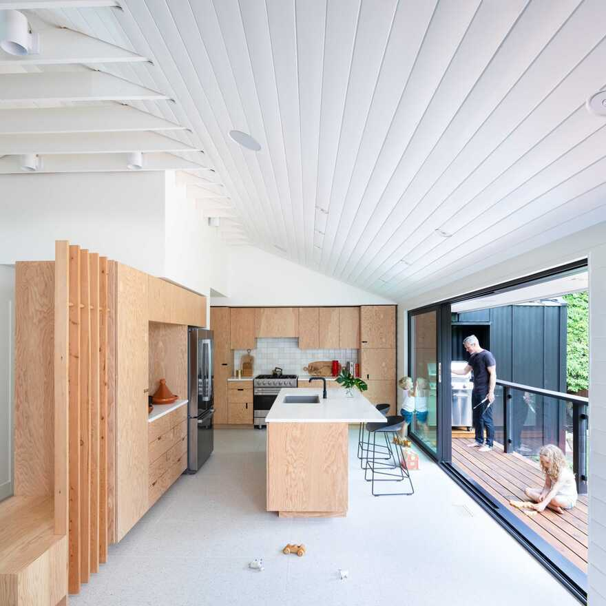 Graft2 House by Measured Architecture