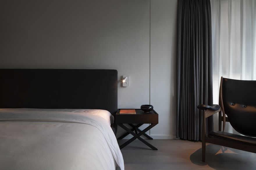 bedroom, Shantou, China - Jingu Phoenix Space Planning Organization